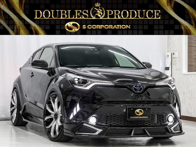 トヨタ G WALDフルコンプリートデモカー 22AW車高調 展示車