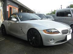 BMW Z43.0iマフラー 19アルミ ブラックレザーパワーシート