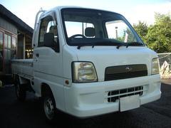 サンバートラックTB4WD エアコンパワステ
