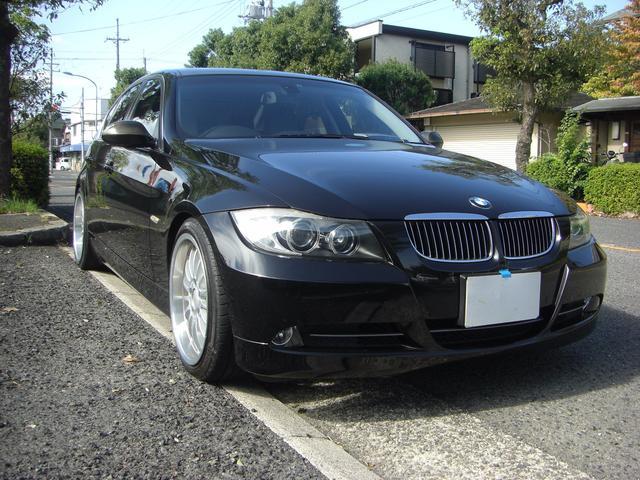 BMW 330i ブレイトン18AW プッシュスタート サンルーフ