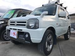 ジムニーランドベンチャー 4WD 外装現状渡し 車検2年付