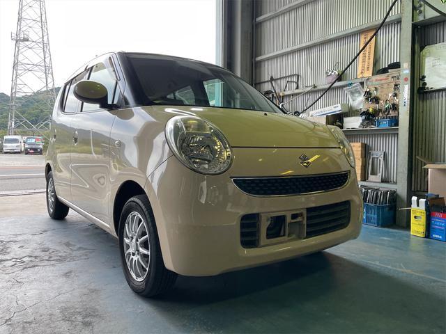 スズキ MRワゴン X スマートキー 電格ミラー インパネAT ETC付 社外アルミホイール 修復歴なし 車検整備付き