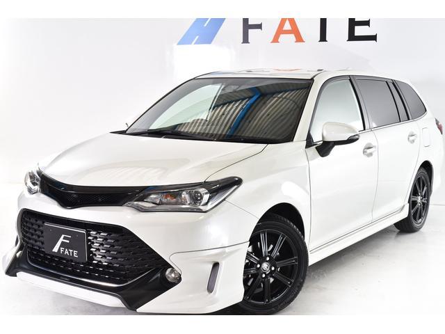 トヨタ 1.5G ダブルバイビー TRDエアロ ナビ 最長3年保証