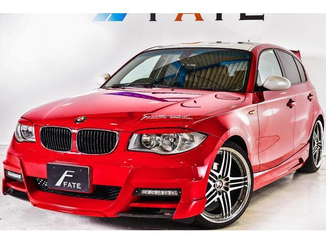 BMW 120i ENERGYエアロ マフラー AW 最長2年保証可