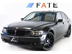 BMW750i マットブラック 黒革シート22AW 最長2年保証