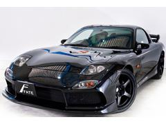 RX−7タイプR スリークヘッドライト パワーFC 車高調 ナビ
