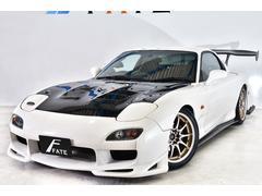 RX−7タイプR・雨宮ボンネット・フルエアロ・車高調・レイズ17AW