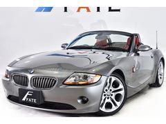 BMW Z43.0i 最長2年保証可 赤レザーシート 純正ナビ HID