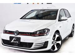 VW ゴルフGTIベースグレード 最長2年保証可 DCC ACC 18AW
