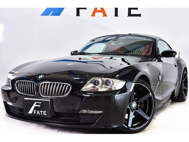 BMW クーペ3.0si赤レザー・シートヒーターHDDナビ