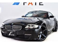 BMW Z4クーペ3.0si赤レザー・シートヒーターHDDナビ