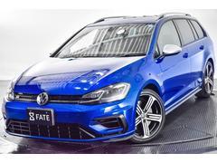 VW ゴルフRヴァリアントベース・本革シート・バックカメラ・ナビ・フルセグ・HID