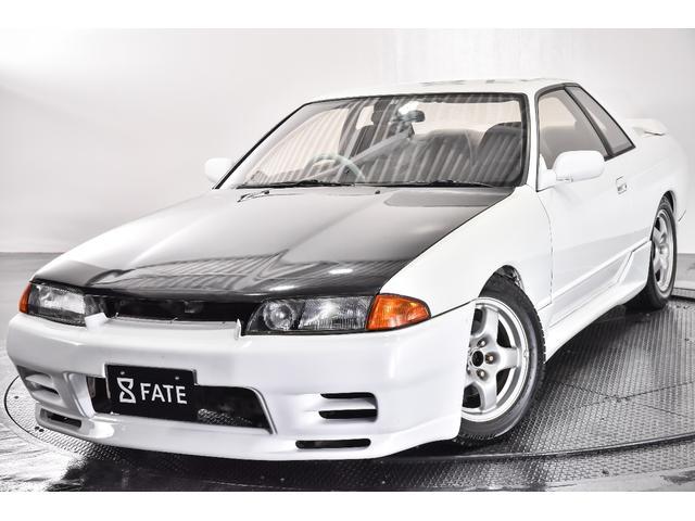 日産 GTS-tタイプM 車高調 マフラー Fバンパー