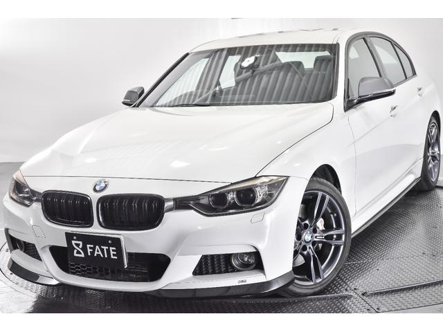BMW 320i Mスポーツ・バックカメラ・ナビ・HID