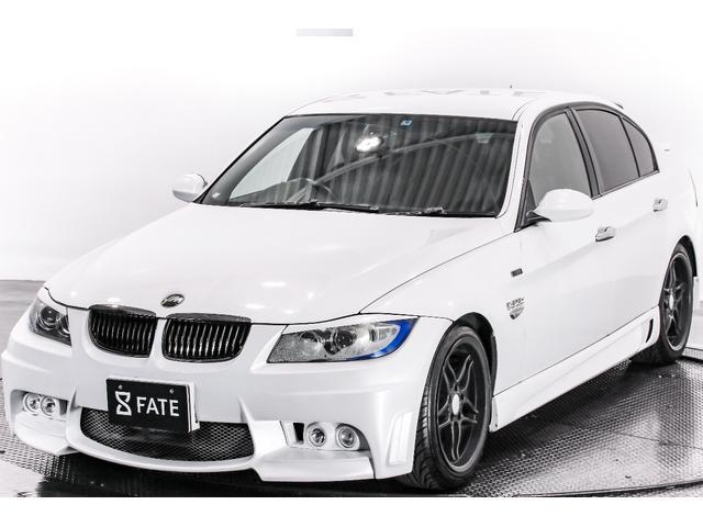 BMW 323i Mスポ エナジーエアロ ブレイトン18AW