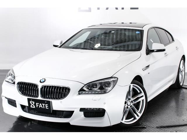BMW 640iグランクーペ Mスポーツ パノラミックルーフ LED
