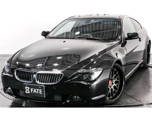 BMW 630i ENERGY20インチAW 車高調