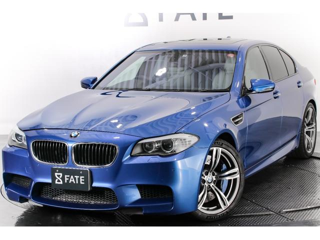 BMW M5 SR/ホワイトレザー/20AW/ヘッドUPディスプレイ