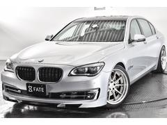 BMWアクティブハイブリッド7L/WORK20AW/ダウンサス