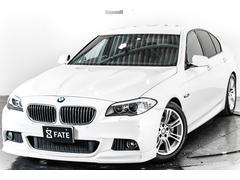 BMW528i Mスポーツパッケージ/アーキュレイ4本出しマフラー