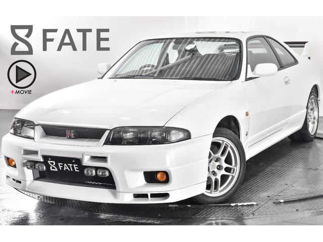 日産 GT-R Vスペック HKSマフラ・エアクリ/マインズメータ