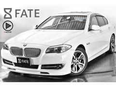 BMWアクティブハイブリッド5 S/R 黒革 エアロ ディーラー車