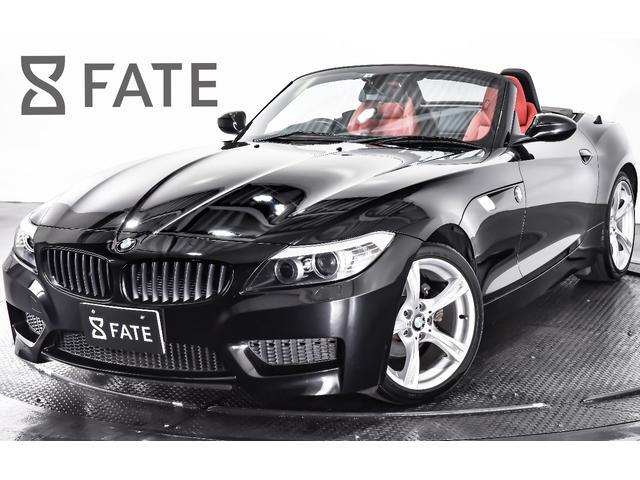 BMW sDrive23i Mスポーツ 赤革シート
