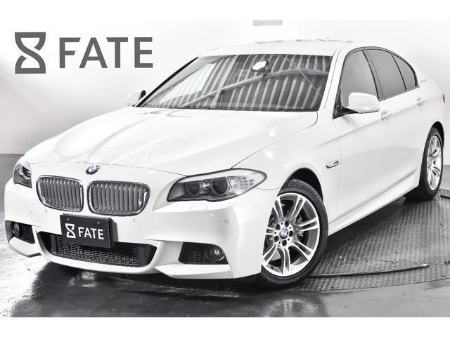 BMW アクティブハイブリッド5 Mスポーツ  黒革 パドルシフト