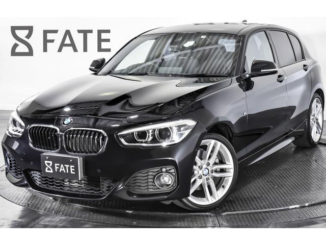 BMW 118i Mスポーツ ワンオーナー コンフォートPKG LEDヘッドライト ドライビングアシストPKG アドバンスドパーキングサポートPKG