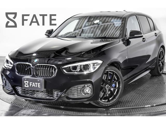 BMW 120i Mスポーツ 後期型 アドバンティレーシング18インチAW Mスポーツブレーキ コンフォートアクセス