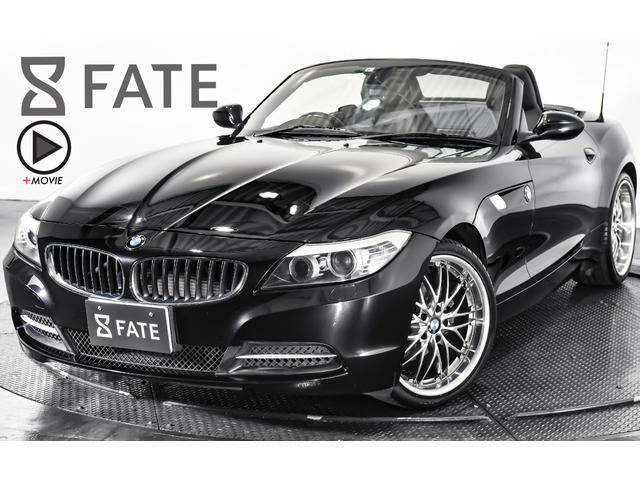 BMW sDrive23i ハイラインパッケージ ブラックレザー・電動シート・純正HDDナビ・フルセグ・19AW