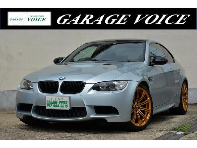 BMW M3 M3クーペ M DCT  Mドライブパッケージ カーボンルーフ OP19アルミホイール/ゴールド 黒革シート