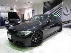 BMW335i Mスポーツ 19アルミ 車高調 マフラー SR