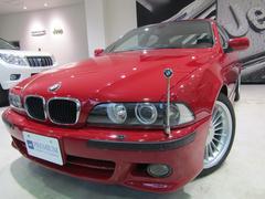 BMW525i Mスポーツ ワンオーナー車 サンルーフ HID