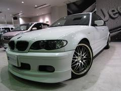 BMW318i Mスポーツパッケージ ローダウン 18インチAW