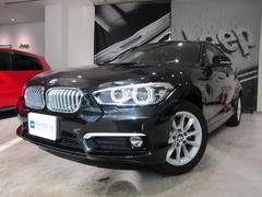 BMW118d スタイル インテリジェントセーフティ LEDヘッド