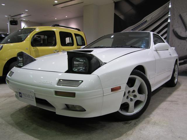 マツダ GT-R OZ17アルミ レカロシート デフィ4連メーター