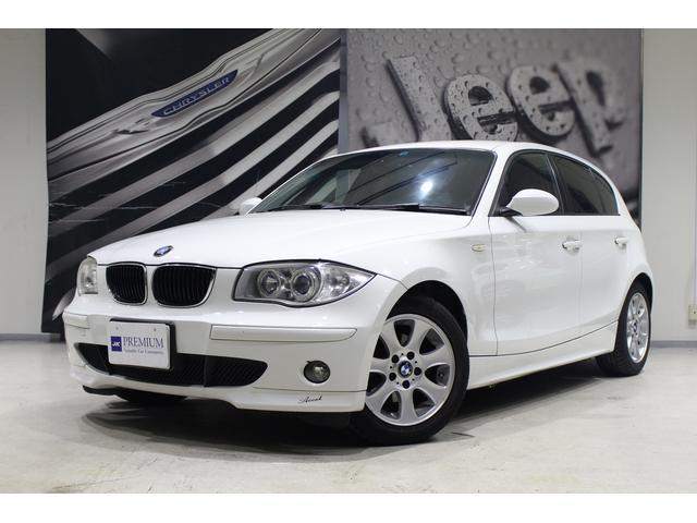 BMW 118i HDDナビ/フルセグ 黒革