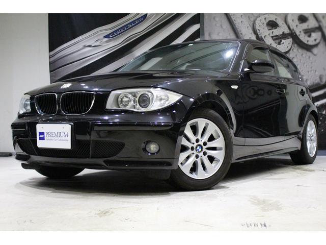 BMW 116i 25thアニバーサリーエディション HDDナビ
