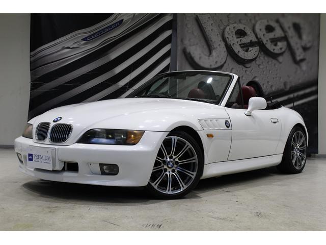 「BMW」「BMW Z3ロードスター」「オープンカー」「兵庫県」の中古車