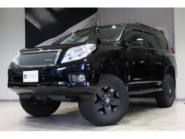 トヨタ TX リフトアップ ブロックタイヤ