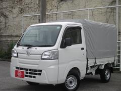 ハイゼットトラックスタンダード 幌 オートマ