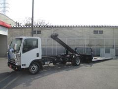 アトラストラック3000kg積み 車両積載車 フラトップ ラジコン