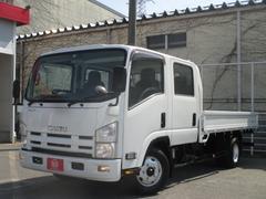 エルフトラック2750kg 積み ワイド超ロングWキャブ Rヒーター