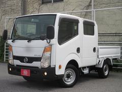 アトラストラック4WD 1150kg積み フルスーパーローWキャブ