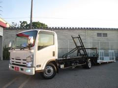 エルフトラック2850kg積み 車輌積載車 ラジコン 自動油圧リヤゲート
