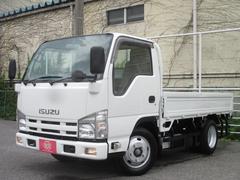 エルフトラック3トン積み4ナンバー フルフラットロー SGグレード6MT
