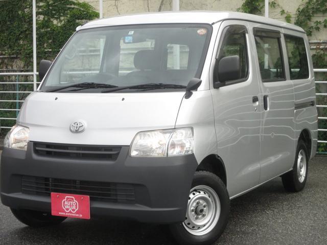 トヨタ 4WD DX 純正ナビ・TV バックフォグ