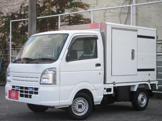 スズキ -20℃ 低温冷凍冷蔵車