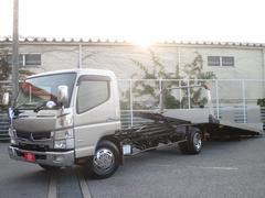 キャンター3150kg積み 車輌積載車 油圧ゲート ラジコン・